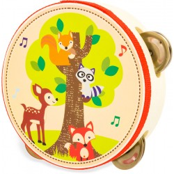 TAMBOURIN FORET