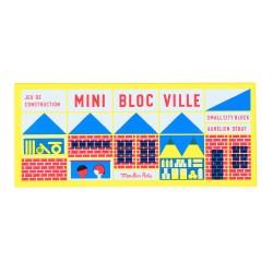 MINI JEU DE CONSTRUCTION (23PIECES) DANS LA VILLE