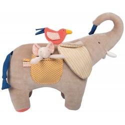 ELEPHANT D'ACTIVITE - LES PAPOUM