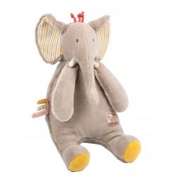 POUPEE ELEPHANT - LES PAPOUM
