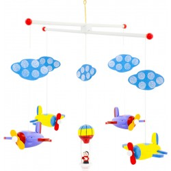 MOBILE MONTGOLFIERE