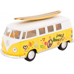 MINIATURE VW COMBI SURF