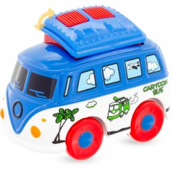 MINITURE CARTOON MINI BUS