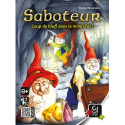 SABOTEUR BOITE METAL