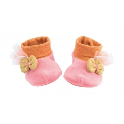 CHAUSSONS ROSE - LES TARTEMPOIS
