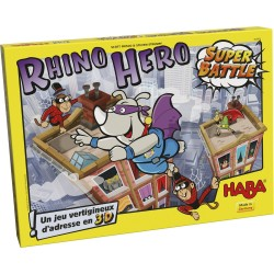 RHINO HEROS - SUPER BATTLE