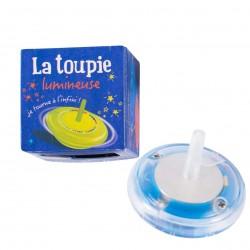 TOUPIES LUMINEUSES BLEUES - LES PETITES MERVEILLES
