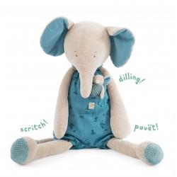 ELEPHANT GEANT - SOUS MON BAOBAB