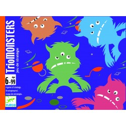 JEU DE CARTES - TRIOMONSTERS