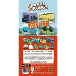 FLAMME ROUGE - EXTENSION METEO