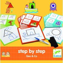 EDULUDO STEP BY STEP GEO ET CO