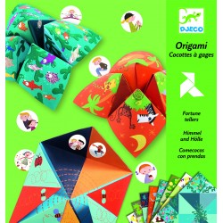 ORIGAMI COCOTTES A GAGES ANIMAUX