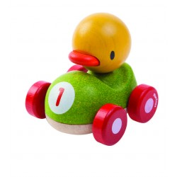 DUCKY LE CANNETON DE COURSE