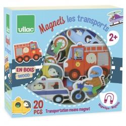 MAGNETS DES TRANSPORTS