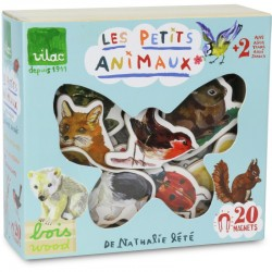 MAGNETS ANIMAUX - NATHALIE LETE