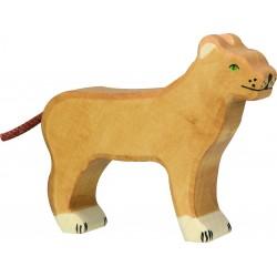 PERSONNAGE BOIS - LIONNE