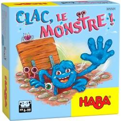 CLAC LE MONSTRE
