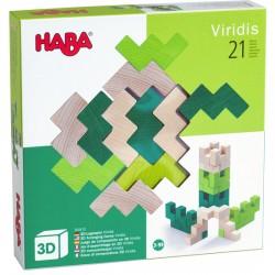 JEU D'ASSEMBLAGE 3D - VIRIDIS