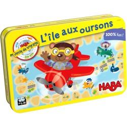 L'ILE AUX OURSONS