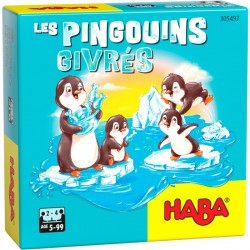 LES PINGOUINS GIVRES