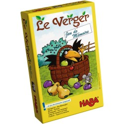 LE VERGER JEU DE MEMOIRE