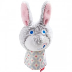 MARIONNETTE A DOIGT - LAPIN HELENA