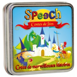 SPEECH : CONTE DE FEES