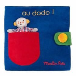 LIVRE TISSU AU DODO - LES POPIPOP