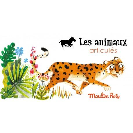 ANIMAUX ARTICULES SAVANE LES PETITES MERVEILLES