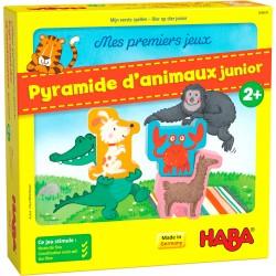 MES PREMIERS JEUX - PYRAMIDE D'ANIMAUX JUNIOR