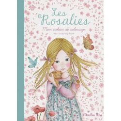 CAHIER DE COLORIAGE - LES ROSALIES