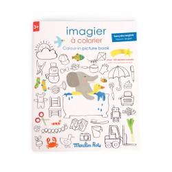 IMAGIER STICKERS LES POPIPOP